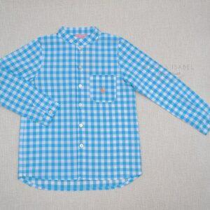camisa-nino-turquesa-antonella-eva-castro-