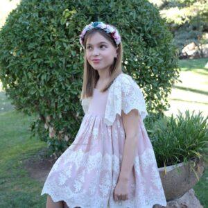vestido-talle-alto-rosa-empolvado-la-peppa-
