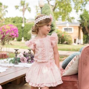 conjunto-falda-rosa-palo-encaje-dolce-petit-