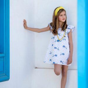 vestido-nina-ballenas-kids-chocolate-