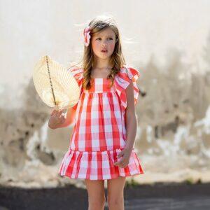 vestido-nina-cuadrotes-coral-kids-chocolate-