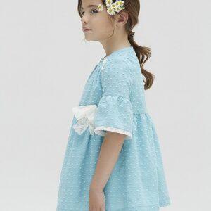vestido-nina-plumeti-turquesa-nanos-