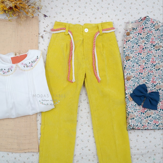 pantalon-amarillo-kids-chocolate-
