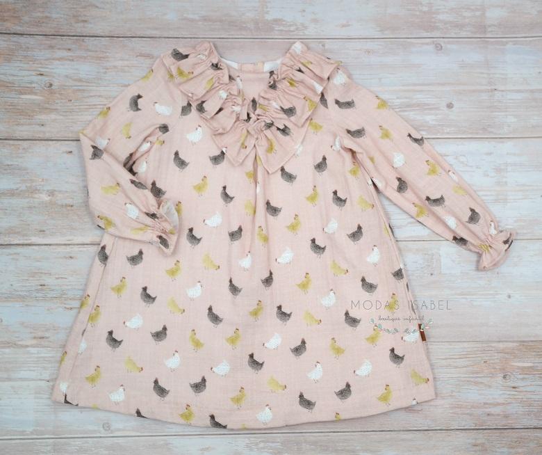 vestido-gallinas-rosa-cocote-